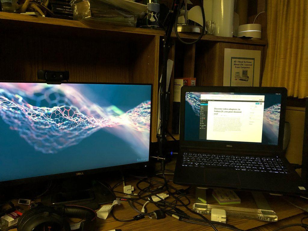 Installing the proprietary NVIDIA drivers on Fedora 29